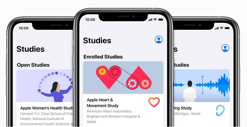애플 건강 앱
