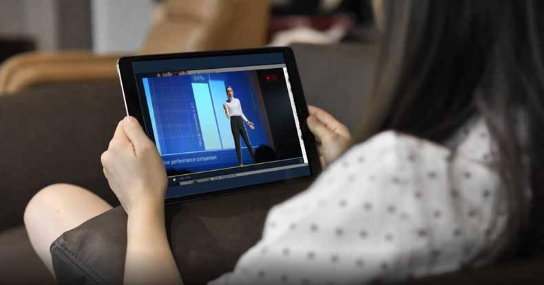 브라이크코브의 비즈니스용 버츄얼 이벤트(Virtual Events for Business) (출처=브라이트코브)