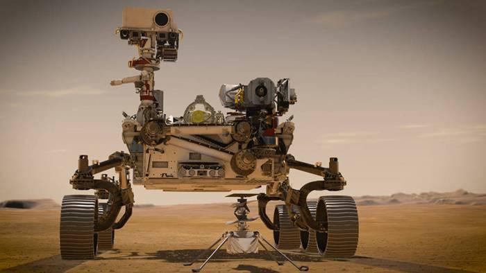 나사의 화성 탐사로버 퍼시비어런스는 진보한 모빌리티, AI, 로봇 기술의 결실이다 (출처=NASA/JPL-Caltech)
