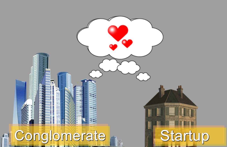 대기업과 스타트업의 연합, CV는 다양한 시너지를 낸다.