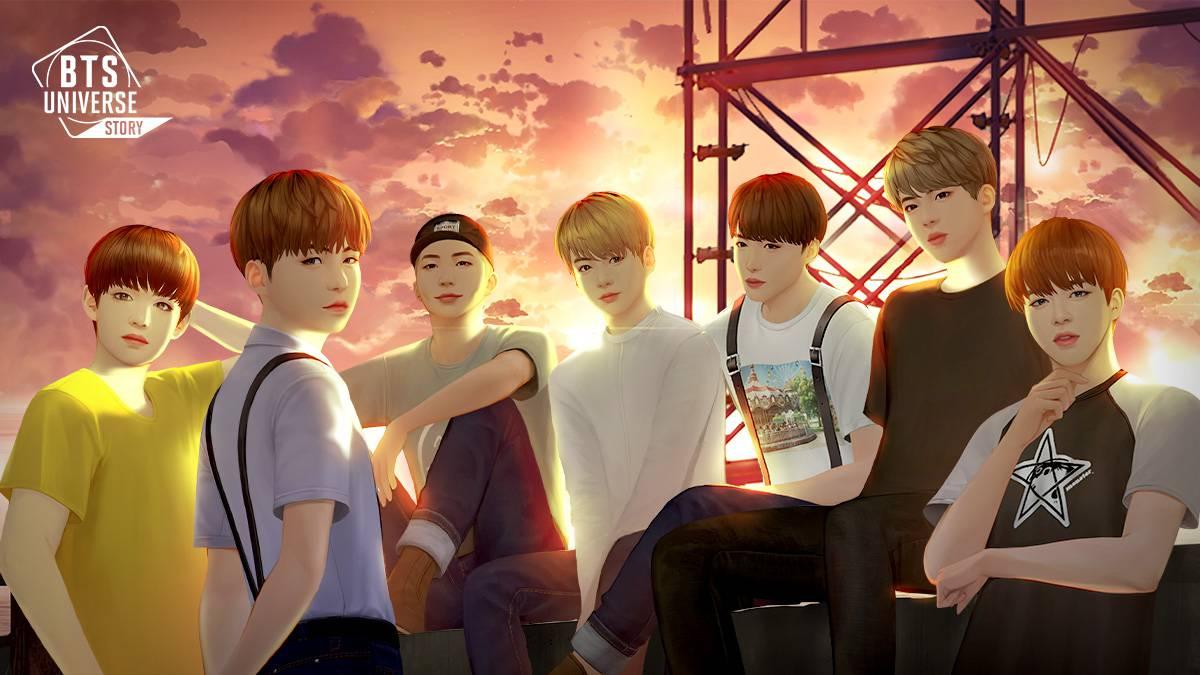 넷마블,'BTS 유니버스 스토리'