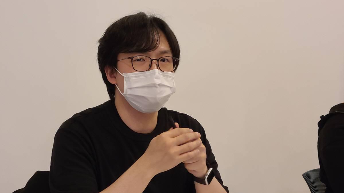 오민랩 이주영 아트 디렉터