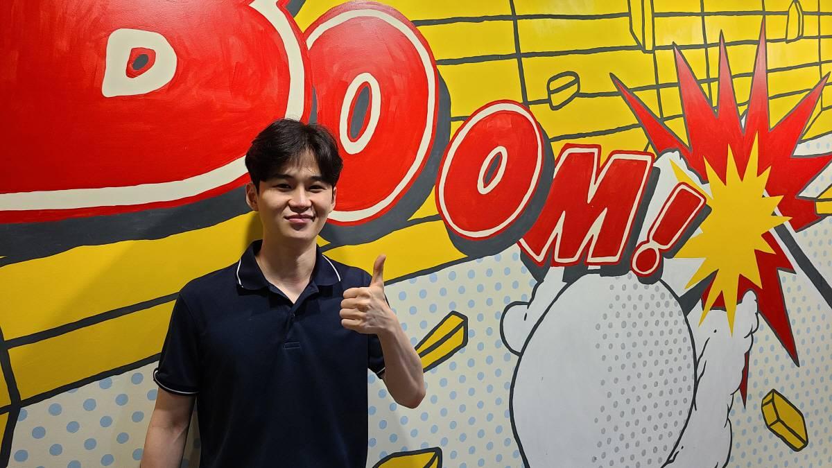 아이스핫초코게임즈 이동훈 공동 대표