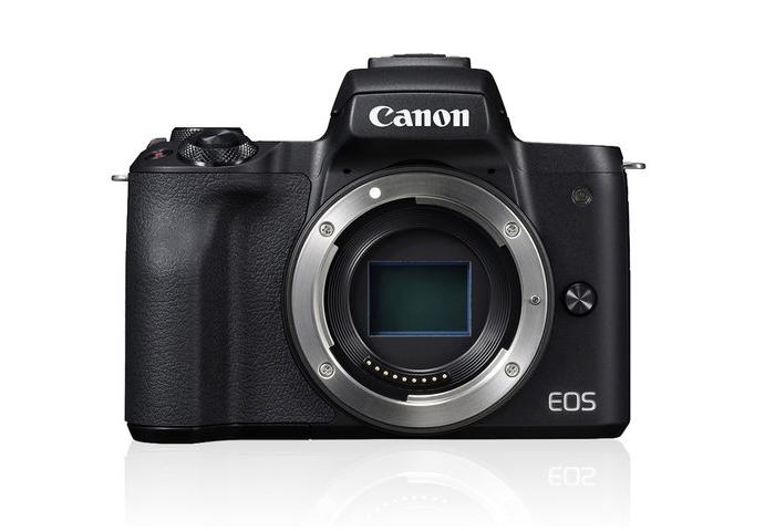 캐논 EOS M50 미러리스 카메라 (출처: 캐논 홈페이지)