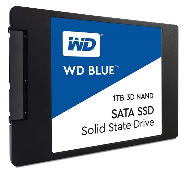 WD '블루 3D'