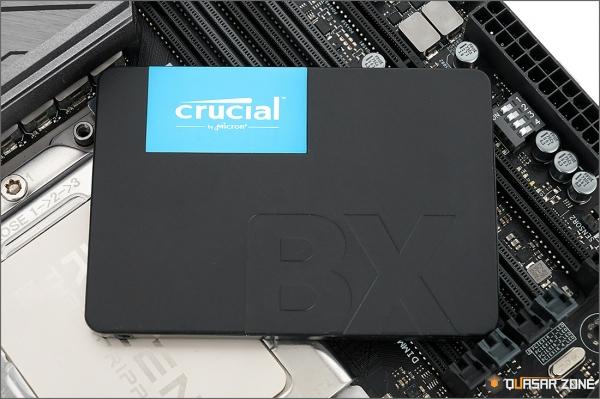 마이크론 BX500