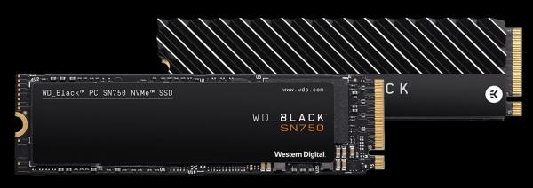 WD 블랙 SN750 M.2 2280