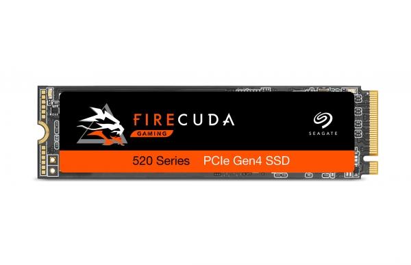 NVMe SSD '씨게이트 파이어쿠다 520'