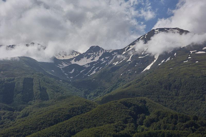 코소보를 대표하는 휴양지 가운데 하나인 브레조비차