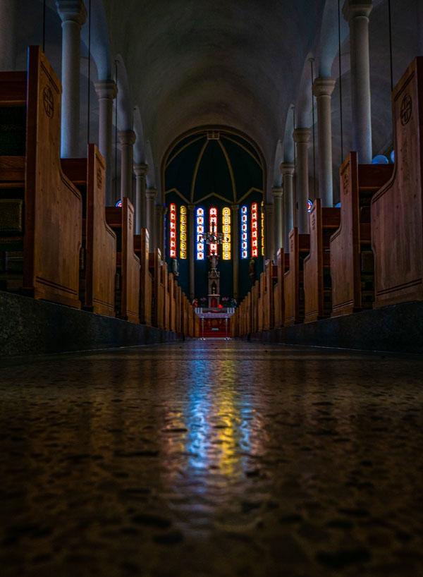 로마네스크 양식의 답동성당