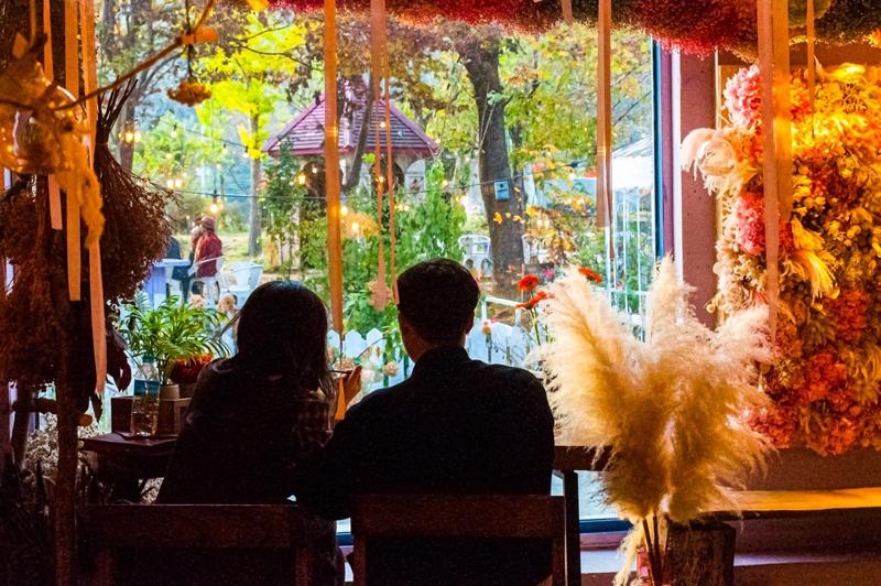 꽃보다 아름다운 카페 리리스의 시간들