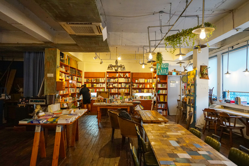 문학전문서점 카프카