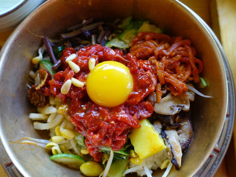 전주 대표 먹거리 전주비빔밥
