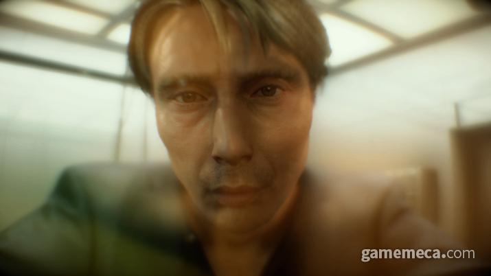 메즈 미켈슨이 어떤 역할을 맡았는지는 게임에서 확인해 보시길 (사진: 게임메카 촬영)