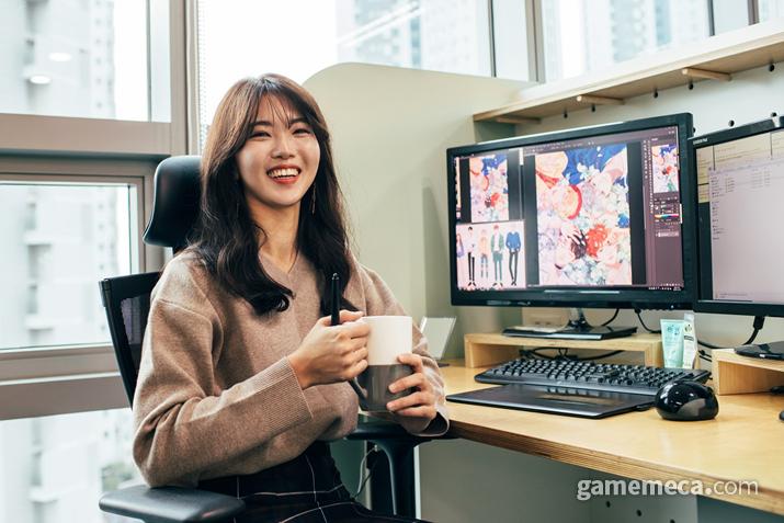 김별이 작가