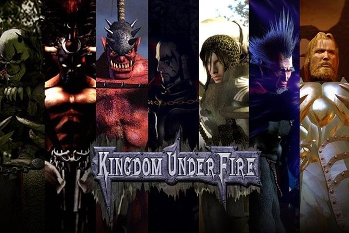 발표 당시만 해도 우수한 그래픽과 RPG 요소로 기대를 한 몸에 받았다 (사진출처: KUF Wiki)