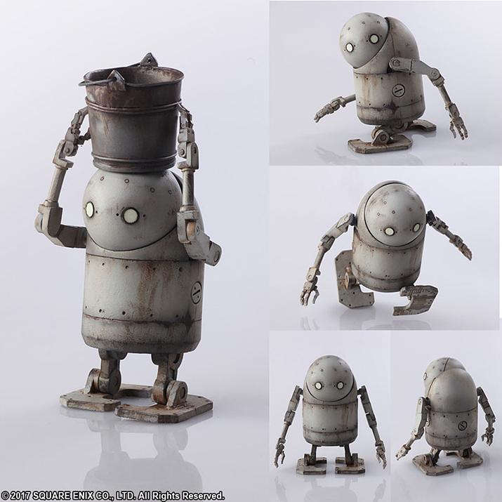 게임 내 등장하는 기계생명체. 고철로봇 같지만 은근 귀여운 모습도 있다 (사진출처: 아미아미 홈페이지)