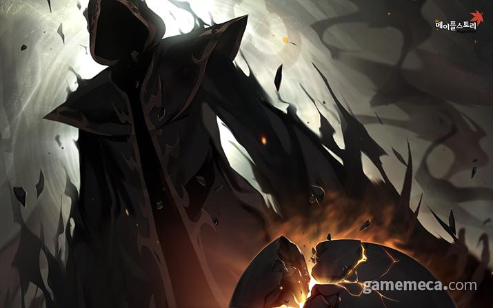 메이플 연합 따위보다 훨씬 리더로서의 자격을 갖춘 검은 마법사 (사진출처: 메이플스토리 공식 사이트)