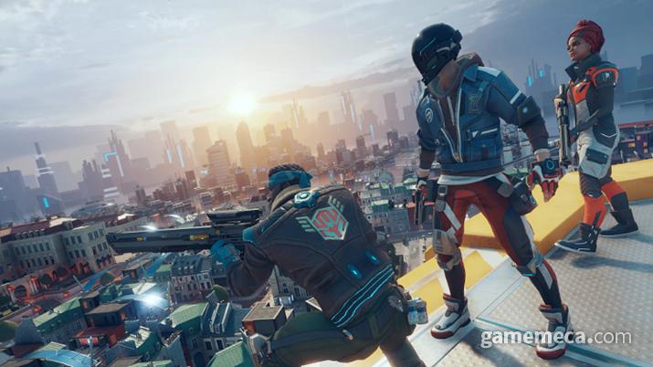 유비소프트 신작 배틀로얄 '하이퍼 스케이프' (사진출처: 유비소프트 공식 홈페이지)
