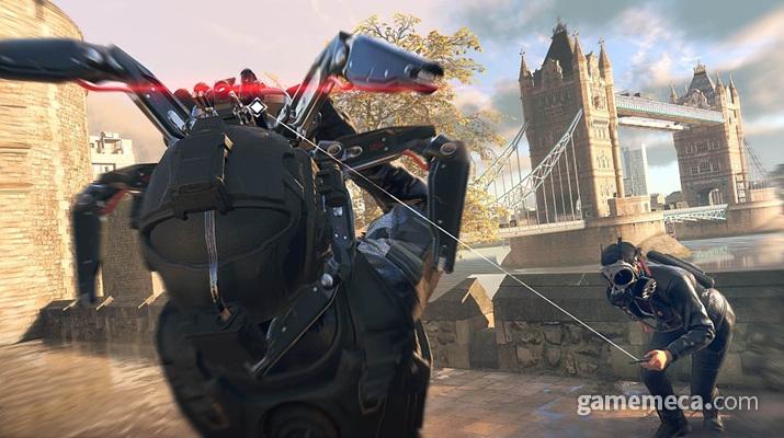 '와치독: 리전' 스크린샷 (사진출처: 게임 공식 트레일러 갈무리)