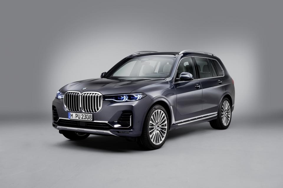 BMW 'X7'