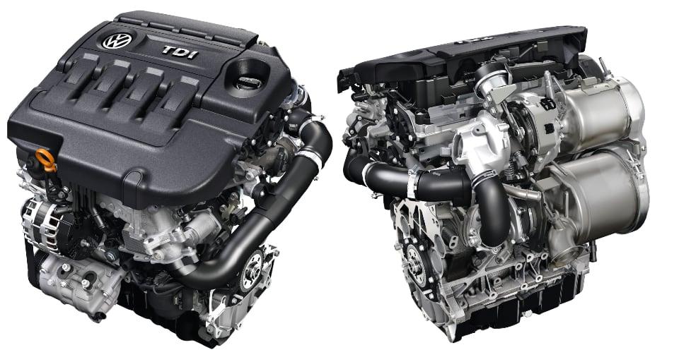 디젤게이트의 중심에 있었던 폭스바겐의 TDI 엔진. 디젤게이트로 인해 내연기관 시대의 종말이 앞당겨졌다