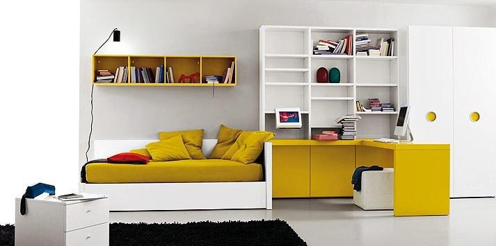ochre-white-bed-room-1