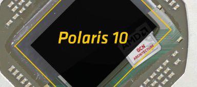 AMD, 폴라리스 칩 공개