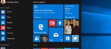 윈도10. 10가지 포인트