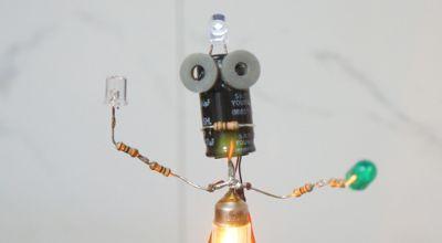 전자부품로봇 퓨즈맨