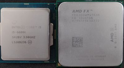 핫한! CPU 성능 비교