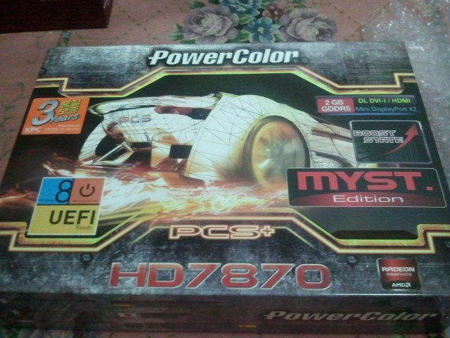 PowerColor HD 7870 LE ����