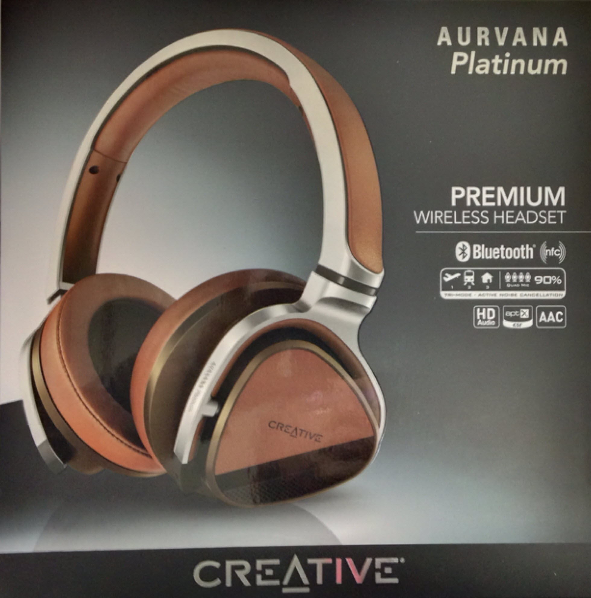 Creative Aurvana Platinum ������� ����� ����