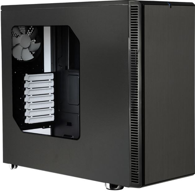 [����]��ȭ�ϴ� ����� ���̽� 'Fractal Design Define R4  Black Pearl'