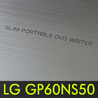 14mm�� ��Ʈ�󽽸� LG���� Slim Portable DVD Writer GP60NS50 ������ ODD