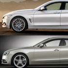 [라이벌 명차] BMW 4시리즈 그란쿠페 vs 아우디 A5 스포트백