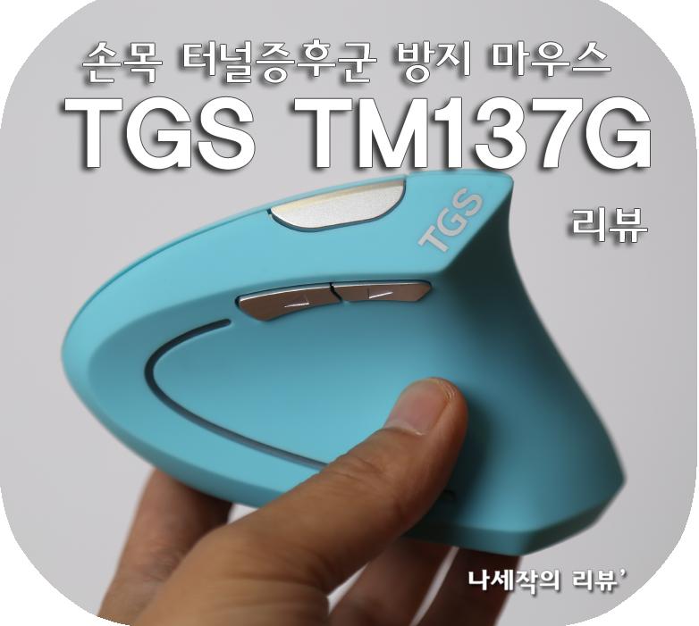 �ո� �ͳ����ı� ����, TGS TM137G ���콺 ����
