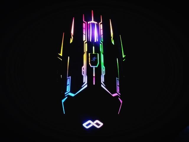 LED�� ������ ��Ŵ�! �ƽ�ƿ TRON G70!