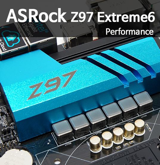 ������ �ְ��� ���κ���! ASRock Z97 Extreme6