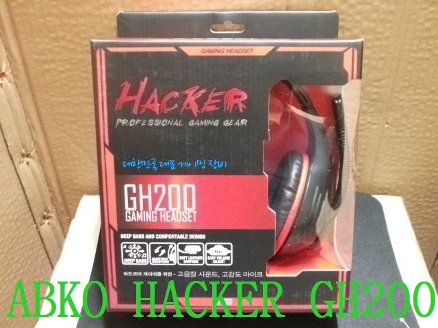ABKO HACKER GH200
