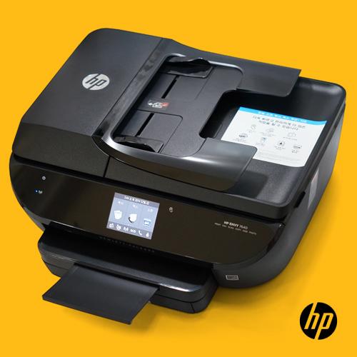 Ȩ���ǽ� �����̾� ���ձ� HP ENVY 7640 e-���ձ� (E4W43A)