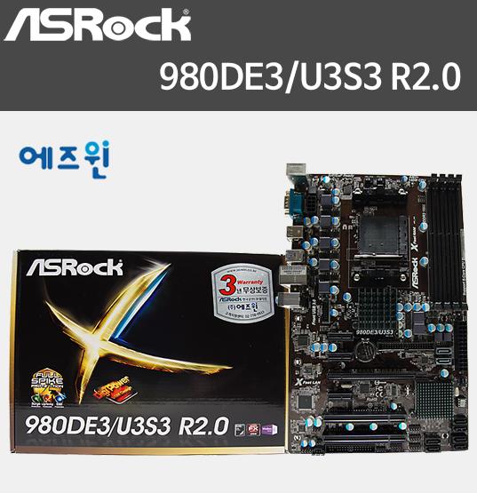 ASRock 980DE3/U3S3 ������ + AMD FX 8300