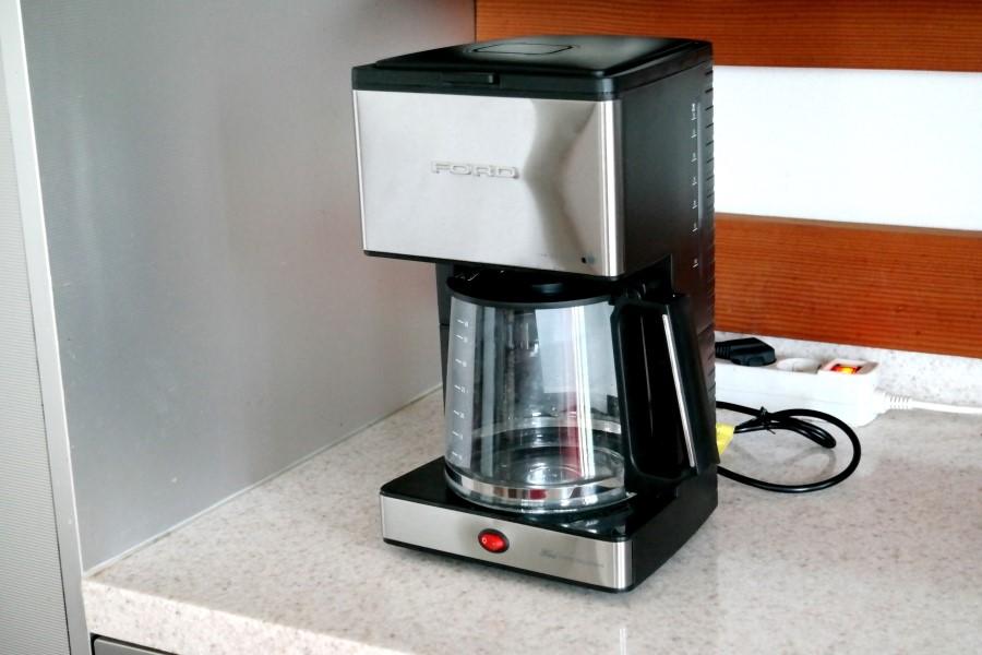 포드 커피메이커 F-525 대용량 커피포...