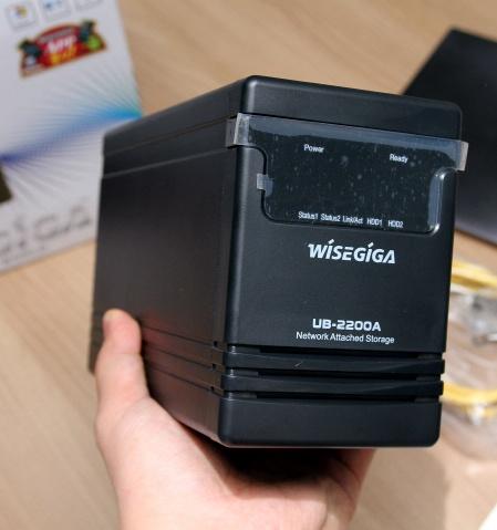 NAS-���ϵ�] ������Ⱑ UB-2200A, ��ġ �� ����