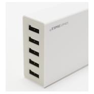 5��Ʈ USB ��Ƽ ����� IPTIME UP405