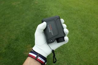 레이저 골프 거리 측정기 파인디지털 파인캐디 UPL30 사용해보니