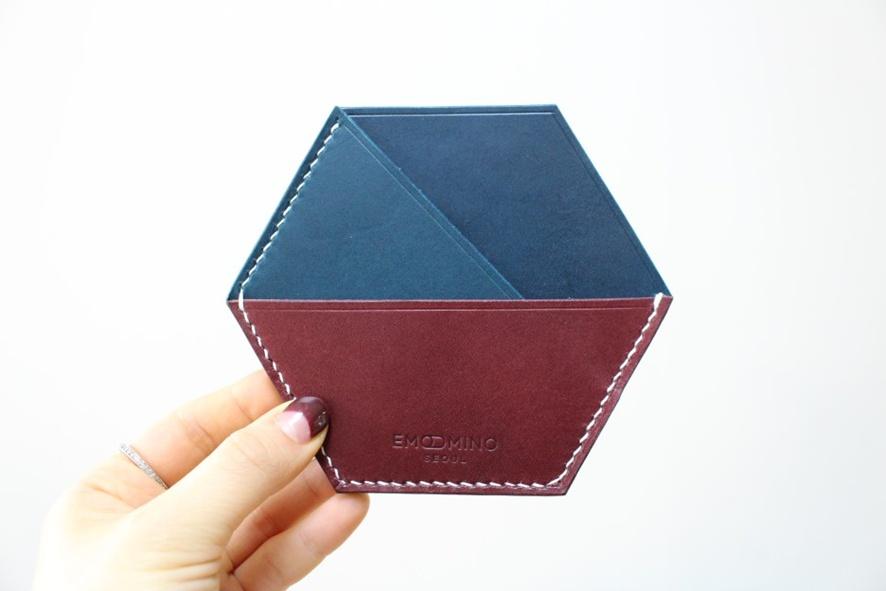[카드지갑] 이모미노 지갑 :: 남자친...
