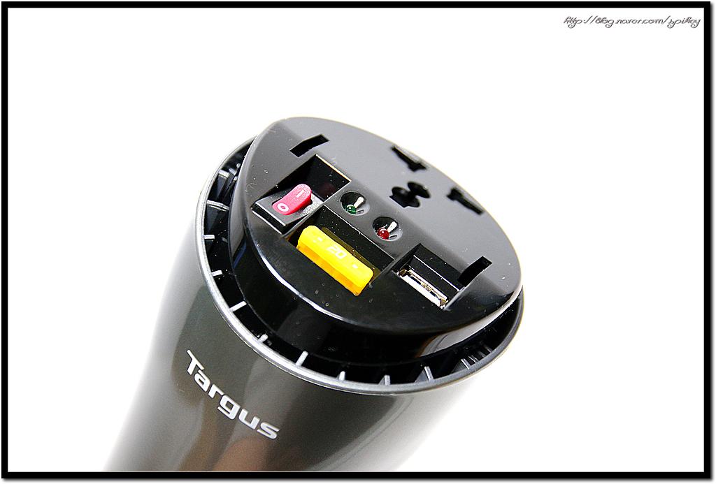 타거스 TARGUS 200W 차량용 인버터 AP...