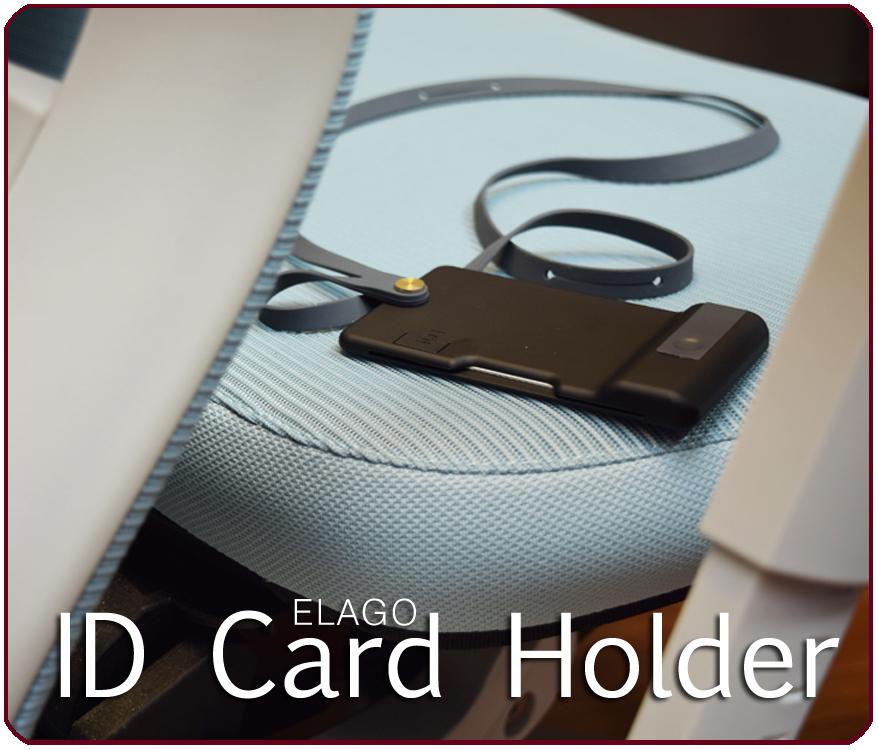 엘라고 ID 카드홀더 USB까지 하나로 ...