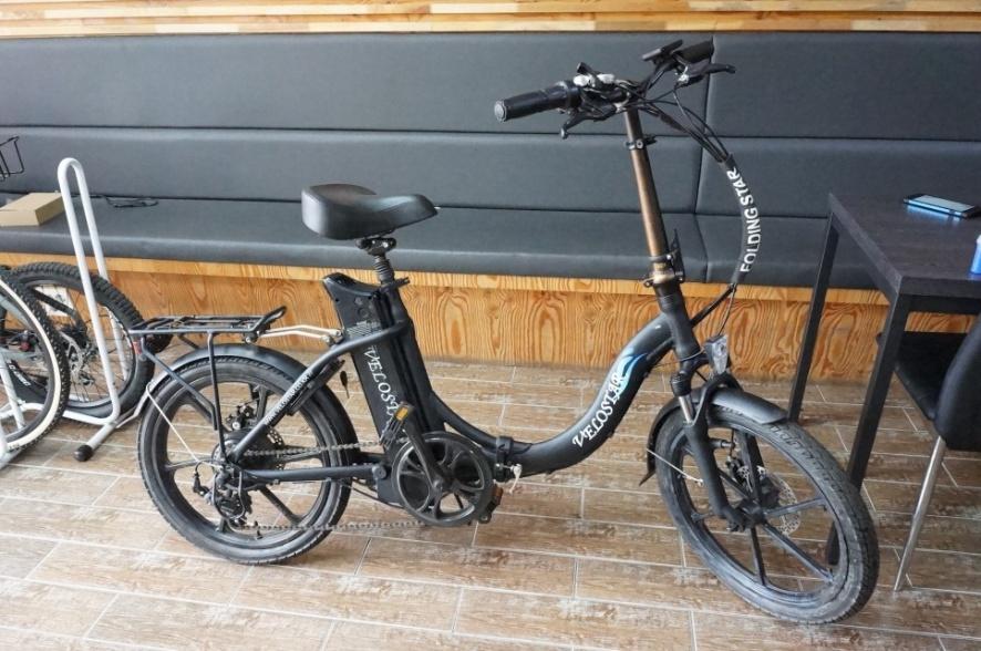 벨로스타에서 전기자전거 한번 알아볼...